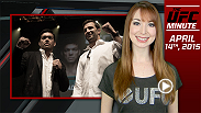 UFC Minute host Lisa Foiles brings you all the information you need to know about Fight Night New Jersey.