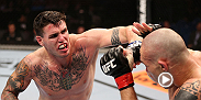 "UFC veteran Chris Camozzi took his fight with Ronaldo ""Jacare"" Souza on a week's notice to get another shot inside the Octagon. He'll face Jacare in the co-main event of Fight Night New Jersey on Saturday night."