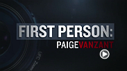 UFC youngster Paige VanZant talks about life in the limelight, her cooking skills, her dancing background, and facing Felice Herrig inside the Octagon. VanZant takes on Herrig during the main card at UFC Fight Night New Jersey.