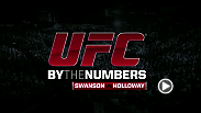 UFC commentators breakdown the fighting styles and stats of top featherweights Cub Swanson and Max Holloway. Swanson and Holloway will settle their differences inside the Octagon at UFC Fight Night New Jersey.