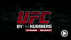 Fight Night New Jersey: By The Numbers - Swanson vs. Holloway