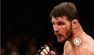 UFC veterans Michael Bisping and CB Dollaway meet at UFC 186 in hopes of keeping their respective names in the conversation at 185 pounds. Go into the fights camps of both fighters as they prepare for the co-main event showdown.