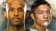 No. 1 contender Kyoji Horiguchi hasn't lost in over three years. UFC flyweight champion Demetrious Johnson has never lost at 125 pounds, including five championship title defenses. They meet for the championship in the main event of UFC 186.