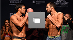 Fotos da pesagem do UFC New Jersey: Machida x Rockhold