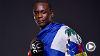 Ovince Saint Preux finished his second-straight fight in devastating fashion, and he spoke to UFC correspondent Megan Olivi about his performance after the bout backstage at Fight Night New Jersey.