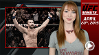 UFC Minute host Lisa Foiles gets you caught up on everything you need to know about what went down at Fight Night New Jersey, as well as looks ahead to The Ultimate Fight Brazil 4: Episode 3.