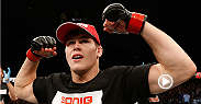 Watch as undefeated TUF Nations alum Jake Matthews sets up his ground game with a beautiful superman punch before finishing with a slick submission. Matthews faces James Vick at Fight Night Adelaide.
