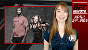 UFC Minute host Lisa Foiles details the launch of the mobile EA UFC video game and a new update to the UFC-Reebok outfitting partnership.
