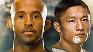 UFC matchmakers Joe Silva and Sean Shelby preview the fight card for UFC 186. Shelby and Silva talk Demetrious Johnson vs. Kyoji Horiguchi, Alexis Davis vs. Sarah Kaufman, Patrick Cote vs. Joe Riggs, and Thomas Almeida vs. Yves Jabouin.