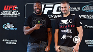 Rampage Jackson, Fabio Maldonado, Demetrious Johnson, Kyoji Horiguchi, Michael Bisping, and CB Dollaway all spoke to UFC correspondent Megan Olivi at UFC 186 Ultimate Media Day. Don't miss the highlights here.