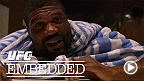 UFC 186 Embedded: Vlog Series - Episode 3
