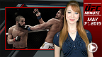 "UFC Minute host Lisa Foiles details the newest fight card change to UFC 187, as well as previews a new video on UFC.com, ""The Match Up: Floyd Mayweather Jr. vs. Manny Pacquiao""."