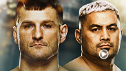 Two of the most feared strikers in the heavyweight division collide at Fight Night Adelaide when Stipe Miocic meets Mark Hunt in a pivotal divisional showdown in the main event. The fight can be seen on UFC FIGHT PASS.