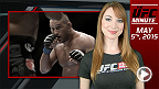 UFC Minute host Lisa Foiles details a few updates to the Fight Night New Orleans fight card, including the new main event of Dan Henderson vs. Tim Boetsch.