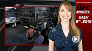 UFC Minute host Lisa Foiles preview the next episode of The Ultimate Fighter: American Top Team vs. Blackzilians.