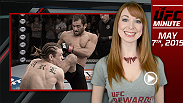 UFC Minute host Lisa Foiles recaps episode 3 of The Ultimate Fighter: American Top Team vs. Blackzilians and runs down more Fight Night Adelaide content.