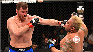 No. 4-ranked heavyweight Stipe Miocic brutalized Mark Hunt in the main event of Fight Night Adelaide. He spoke about his performance with UFC commentator Jon Anik after the bout.