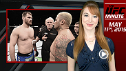 UFC Minute host Lisa Foiles runs down everything that happened at Fight Night Adelaide over the weekend.