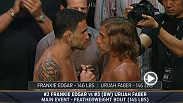 Watch the official weigh-in for UFC Fight Night: Edgar vs. Faber live Friday, May 15 at 7am/4am ETPT.