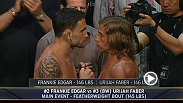 Watch the official weigh-in for UFC Fight Night: Edgar vs. Faber live Friday, May 15 at 12pm BST.