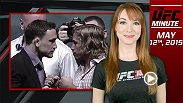 UFC Minute host Lisa Foiles gives a brief preview of the main event of Fight Night Manila - Franke Edgar vs. Urijah Faber. She details what content is available on UFC.com for both iconic fighters.