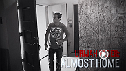 Urijah Faber and his father, Theo Faber, give a tour of Faber's new home that's in the middle of being remodeled. Check out the dry wall work and more as Faber prepares to face Frankie Edgar in the main event of Fight Night Manila.