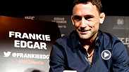 UFC Fight Night Manila main card stars Frankie Edgar, Urijah Faber, Gegard Mousasi, Costas Philippou, Mark Munoz, and Luke Barnatt talk with the media before their big night inside the Octagon. Check out the highlights.