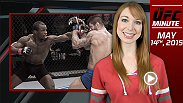 UFC Minute host Lisa Foiles runs down what happened on episode 4 of The Ultimate Fighter: American Top Team vs. Blackzilians.