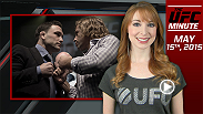 UFC Minute host Lisa Foiles runs down what happened at Fight Night Manila Ultimate Media Day.