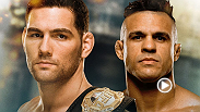 Go inside the fight camps of UFC middleweight champion Chris Weidman and No. 1 contender Vitor Belfort as they prepare for battle in the co-main event of UFC 187 in Las Vegas at the MGM Gran Garden Arena.
