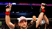 Hear Frankie Edgar talk to UFC commentator Jon Anik inside the Octagon after his win in the main event of Fight Night Manila against Urijah Faber.