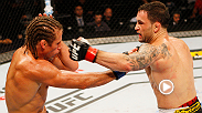 Hear Frankie Edgar talk more about his win against Urijah Faber backstage after Fight Night Manila.
