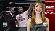 UFC Minute host Lisa Foiles looks back at Fight Night Manila where Frankie Edgar outlasted Urijah Faber and Mark Munoz won in his Octagon swansong.
