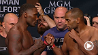 Watch the official weigh-in for UFC 187: Johnson vs. Cormier live Friday, May 22 at midnight BST.