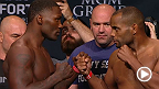 Watch the official weigh-in for UFC 187: Johnson vs. Cormier live Friday, May 22 at 7pm/4pm ETPT.