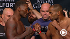 Watch the official weigh-in for UFC 187: Johnson vs. Cormier live Saturday, May 23 at 1am CEST.