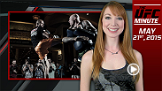 UFC Minute host Lisa Foiles runs down all the content you can find on UFC.com pertaining to UFC 187 Open Workouts that went down Wednesday at the MGM Grand in Las Vegas.