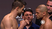 Watch the official weigh-in for UFC Fight Night: Condit vs. Alves.
