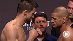 Watch the official weigh-in for UFC Fight Night: Condit vs. Alves live from the Goiania Arena, Saturday, May 30 at 5am AEST.