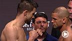 Watch the official weigh-in for UFC Fight Night: Condit vs. Alves live from the Goiania Arena, Friday, May 29 at 8pm BST.