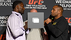 UFC 187 Ultimate Media Day Gallery