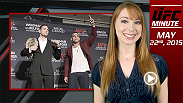 UFC Minute host Lisa Foiles recaps Ultimate Media Day for UFC 187 and more in today's edition of the UFC Minute.