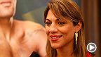 Watch the Q&A featuring women's bantamweight contender Bethe Correia and welterweight contender Erick Silva, live Friday May 29 at 7:45pm CEST.