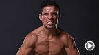 UFC 187: Joseph Benavidez Backstage Interview