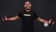 UFC correspondent Megan Olivi catches up with flyweight John Dodson backstage to get his thoughts about his victory inside the Octagon.