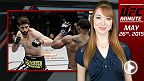 UFC Minute host Lisa Foiles looks ahead to the main event of Fight Night Goiania between Carlos Condit and Thiago Alves.