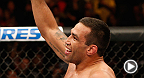 Brazilian jiu-jitsu black belt specialist and UFC heavyweight interim champ Fabricio Werdum uses his BJJ skills against legendary MMA fighter Fedor Emelianenko. Werdum takes on Cain Velasquez for the heavyweight title in the main event at UFC 188.