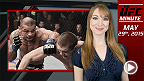 UFC Minute host Lisa Foiles takes a look at all of the content on UFC.com that will get you ready for Fight Night Goiania.