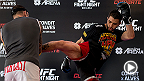 Carlos Condit may be a little crazy, but he gets his kicks by fighting a fighter that is trying to kill him. After recovering from injury, Condit is now focused on finishing Thiago Alves in the main event of Fight Night Goiania.
