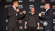 UFC heavyweight champion Cain Velasquez is looking to make a statement when he faces interim champ Fabricio Werdum in the main event of UFC 188. Also, lightweights Gilbert Melendez and Eddie Alvarez meet in co-main event.